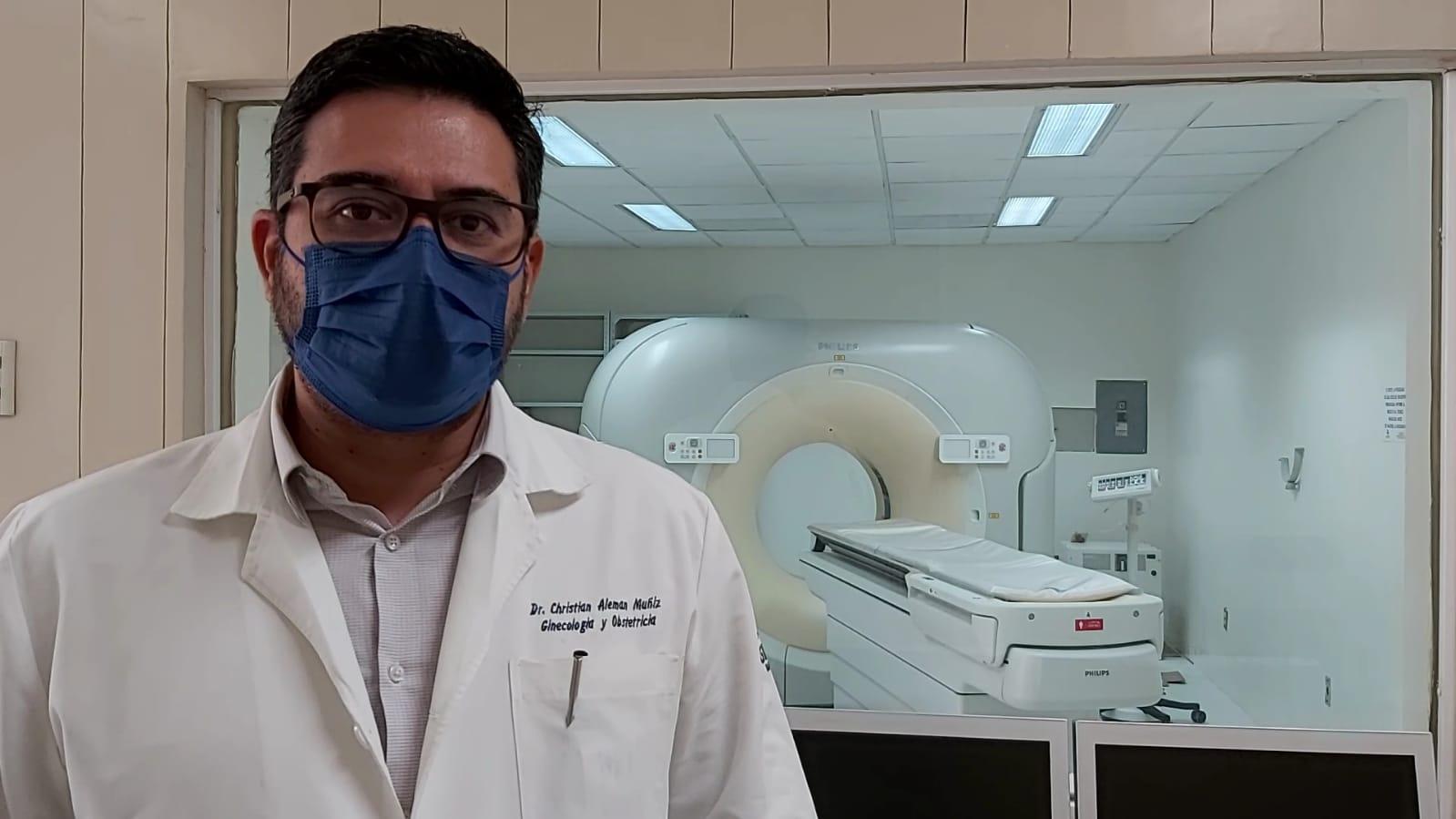 HOSPITAL GENERAL DE CIUDAD VALLES CONTARÁ CON EL TOMÓGRAFO MÁS POTENTE EN LA HUASTECA: DIRECTOR